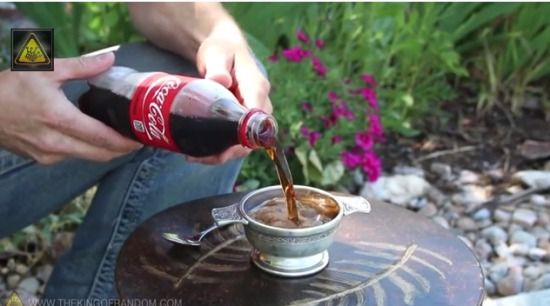 Turn Soda into a Slushie With No Special Equipment